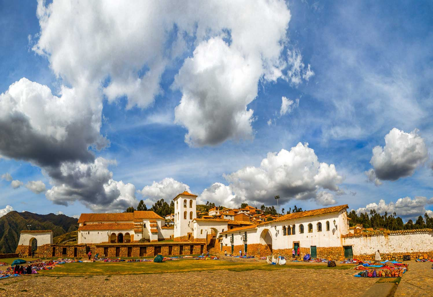 Archaeological complex of Chinchero