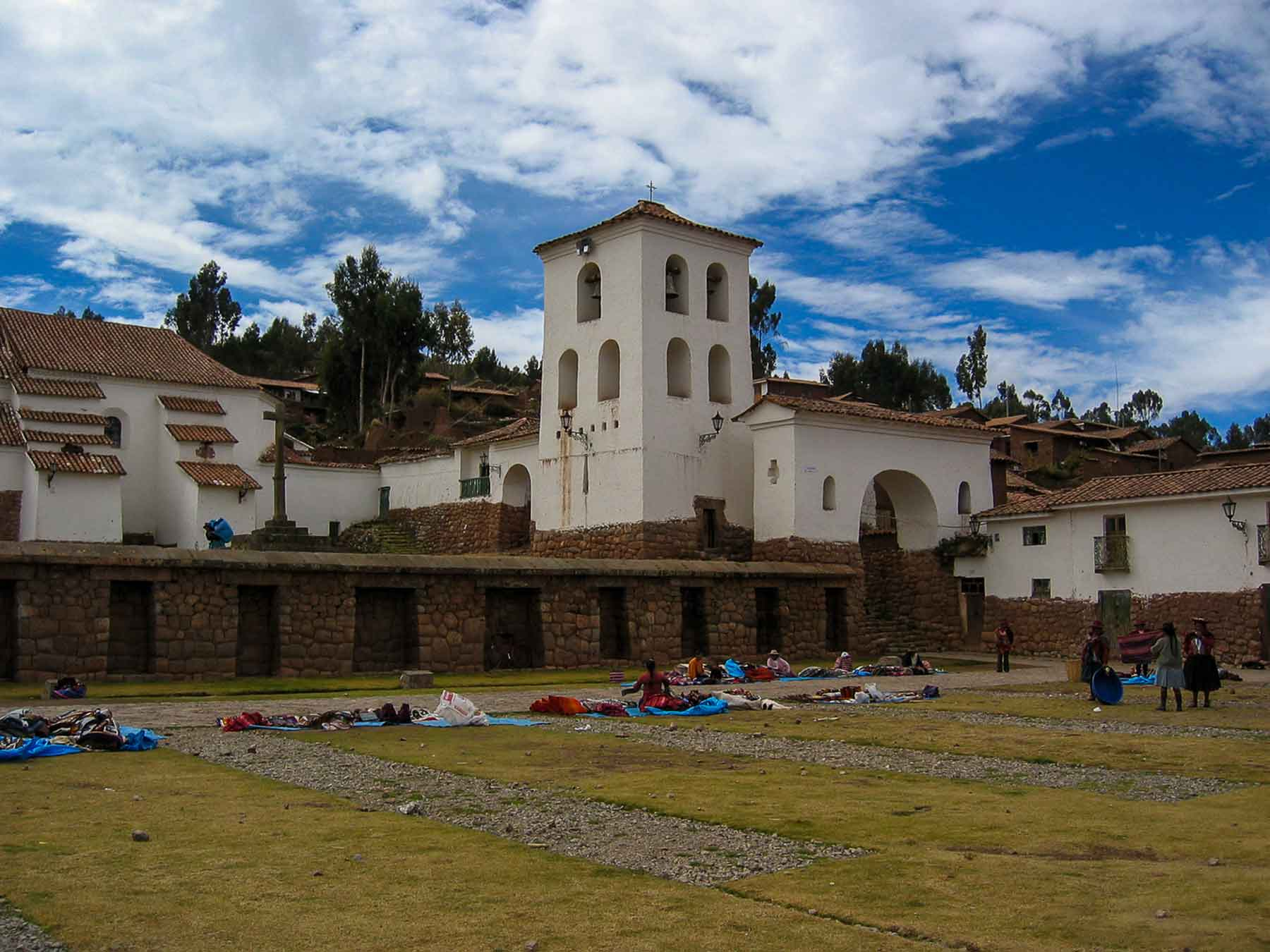 Entrance to Chinchero