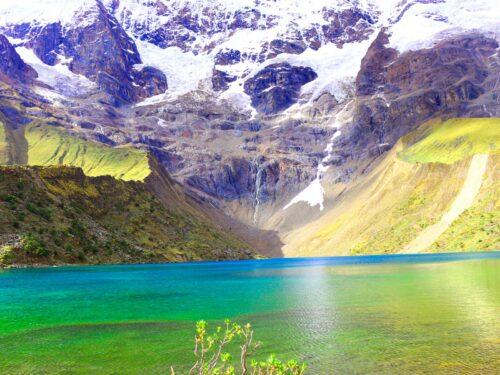 Humatay Lake