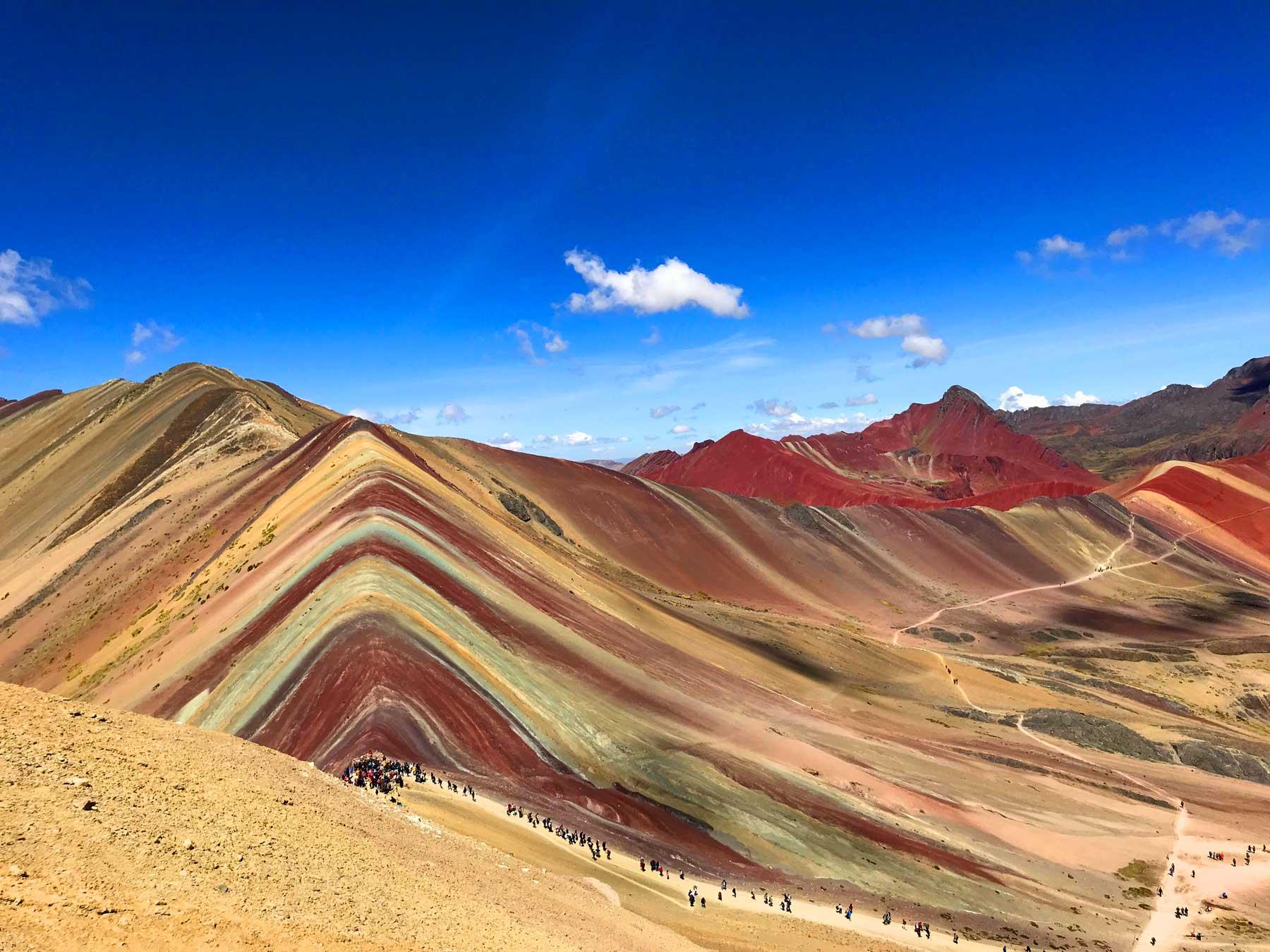 Montanha de Cores Cusco