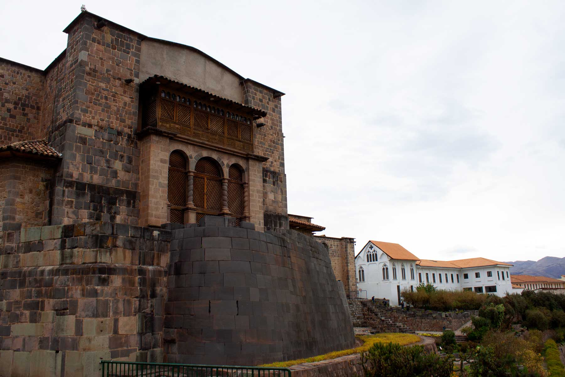 The Qoricancha
