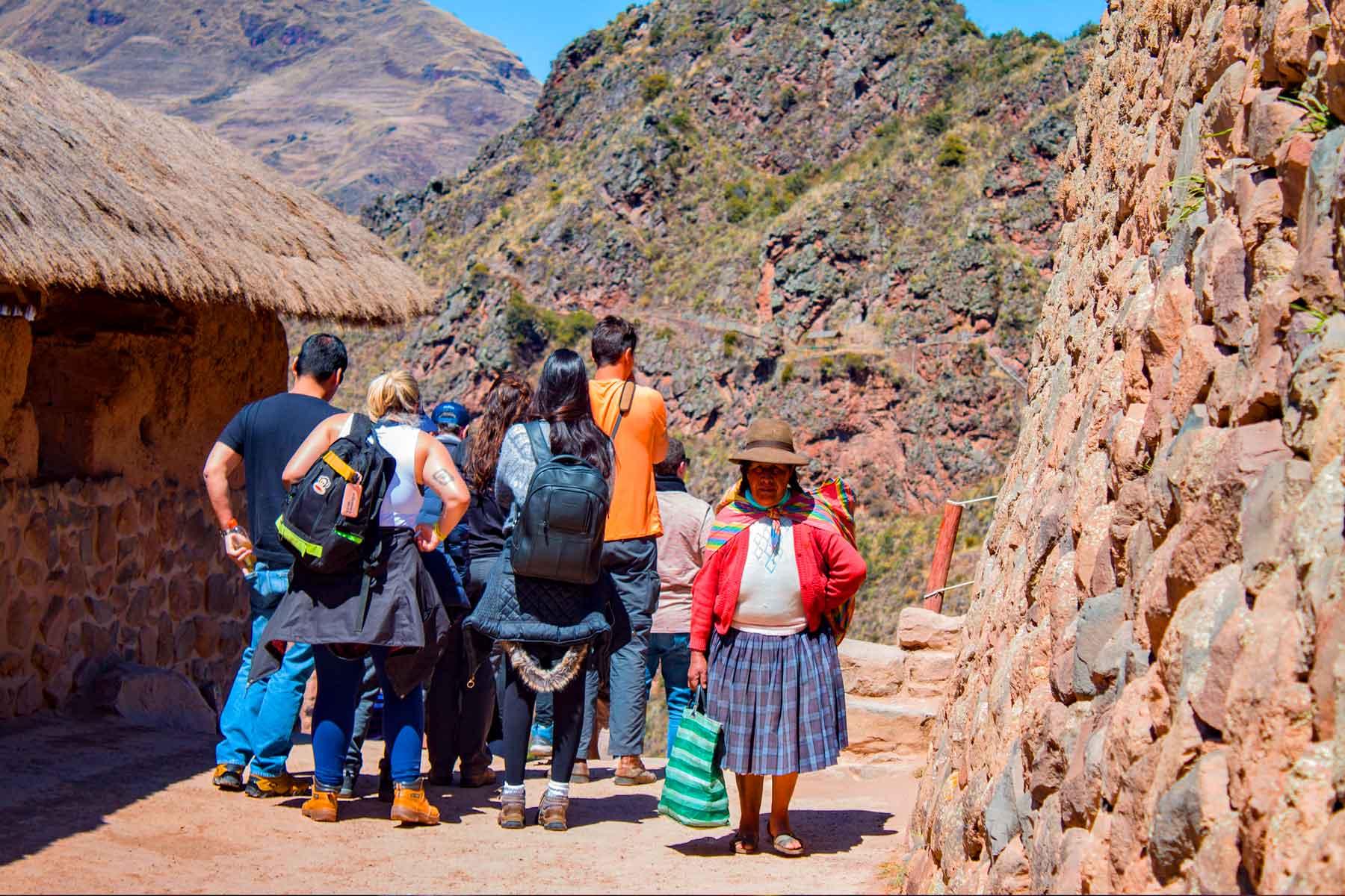 Tour ao Vale Sagrado dos Incas 1 dia