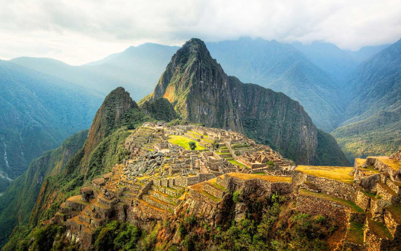 Informações importantes de Machu Picchu