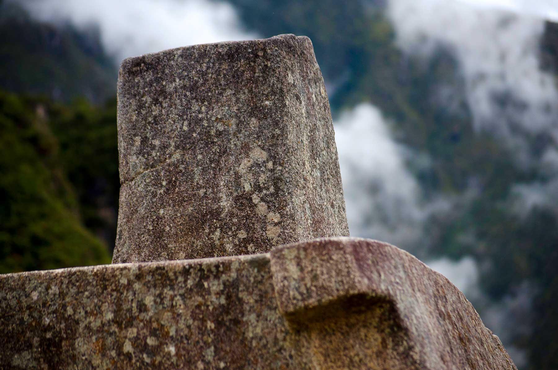 Intihutana ou Inca Sun Dial